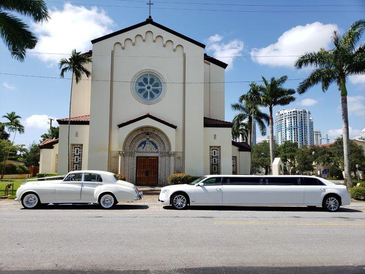 Tmx Wedding Rolls And Traditional Stretch Limousine 51 17340 158127646467572 Fort Lauderdale, Florida wedding transportation