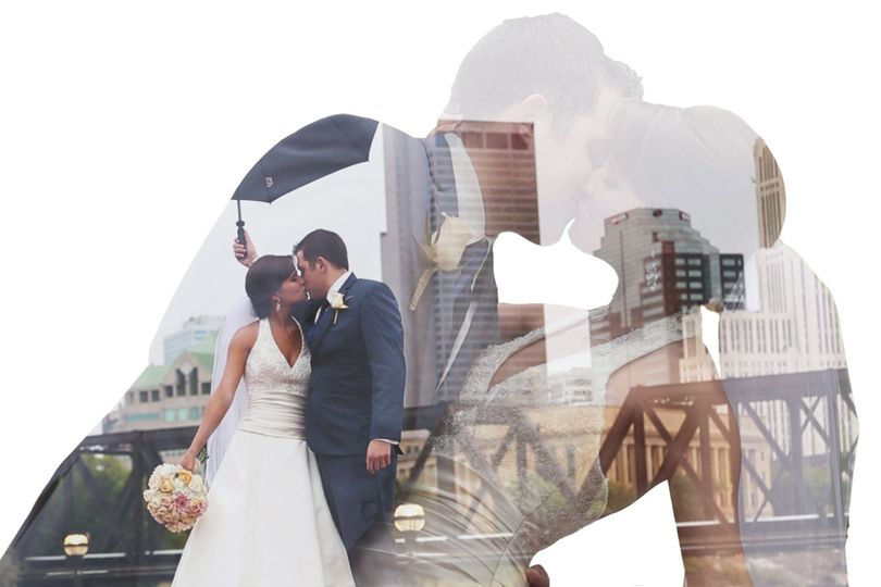 Wedding Photobook Cover Design ~ Iconic media llc videography pataskala oh weddingwire