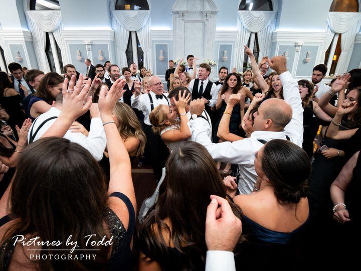 Tmx Arts Ballroom American Deluxe Band Wedding Candid Party Fun Moments 51 787340 V1 Philadelphia, PA wedding band