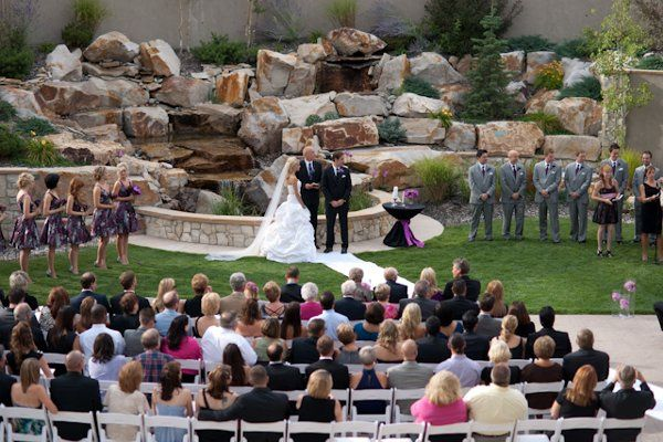 Tmx 1324330697498 CieloGardenWedding Castle Rock, Colorado wedding venue