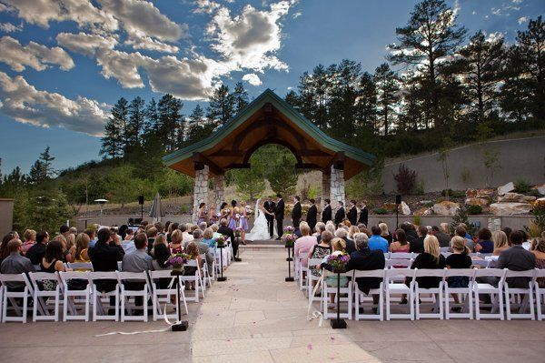 Tmx 1331145495742 GardensCeremony Castle Rock, Colorado wedding venue