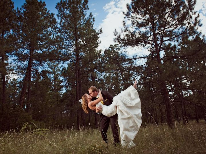 Tmx 1348002665231 BrideGroomFieldofTrees Castle Rock, Colorado wedding venue