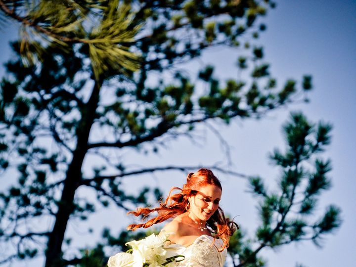 Tmx 1448926475523 Bride Frollicking In The Woods Castle Rock, Colorado wedding venue