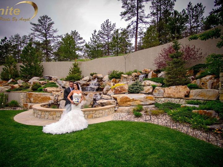 Tmx 1448926637143 Couple At Water Castle Rock, Colorado wedding venue