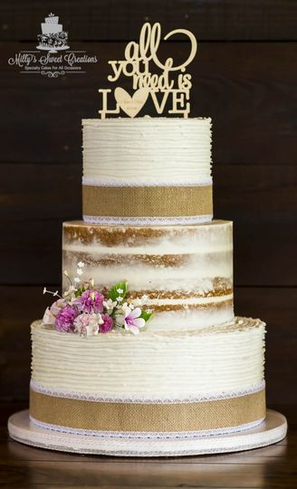Milly's Sweet Creations, Wedding Cake, Texas - Dallas, Ft. Worth, Wichita Falls, and surrounding ...