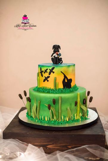 duck hunting groom cake 002 51 529340 1557020044