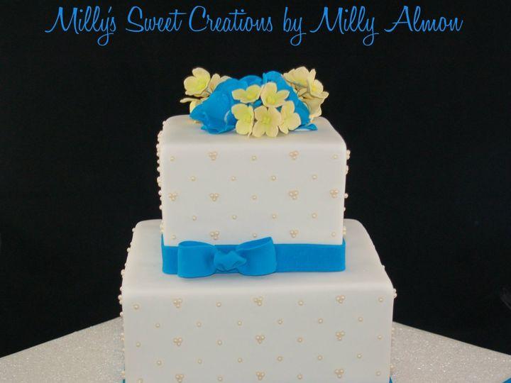Tmx 1340311434706 SmallWeddingTierCake001 Cleburne, Texas wedding cake