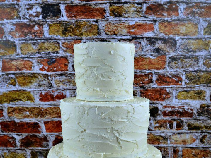 Tmx 1426484751296 Rustic Texture Buttercream Wedding Cake 008 Cleburne, Texas wedding cake