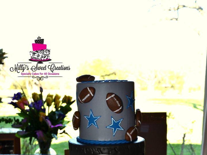 Tmx 1426485446942 Juley  Jarrods Cakes 006 Cleburne, Texas wedding cake
