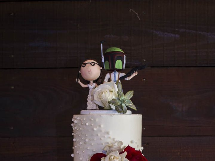 Tmx 1475386361416 Cascading Pearl Wedding Cake In Buttercream With F Cleburne, Texas wedding cake