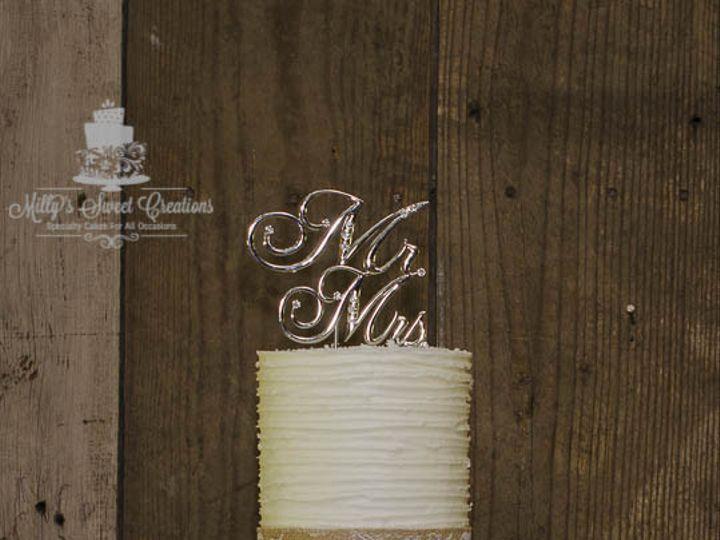 Tmx 1490064702672 Rustic Nearly Naked Wedding Cake 007 1 Cleburne, Texas wedding cake