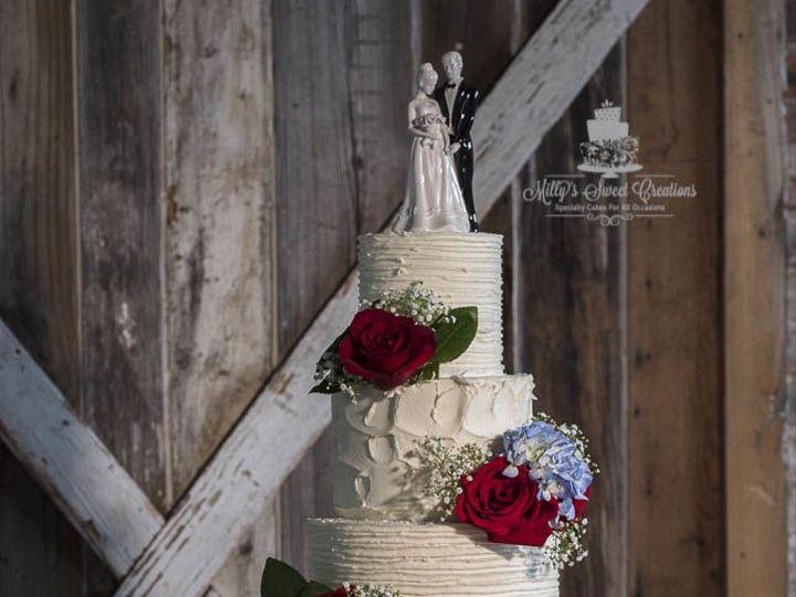 Tmx 1536266496 92d9a6c7ee5a5889 1536266494 C742669e5d705567 1536266562446 2 5Tiers Rustic Text Cleburne, Texas wedding cake