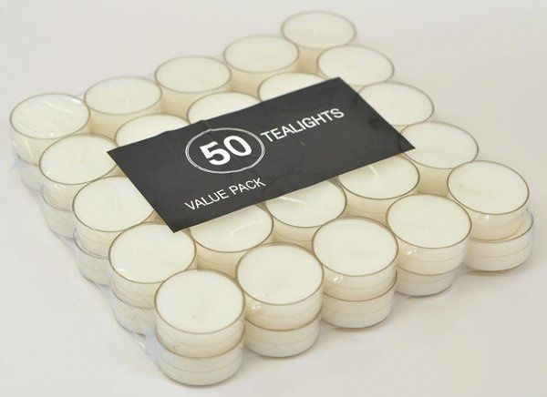 clearcuptealight50pack