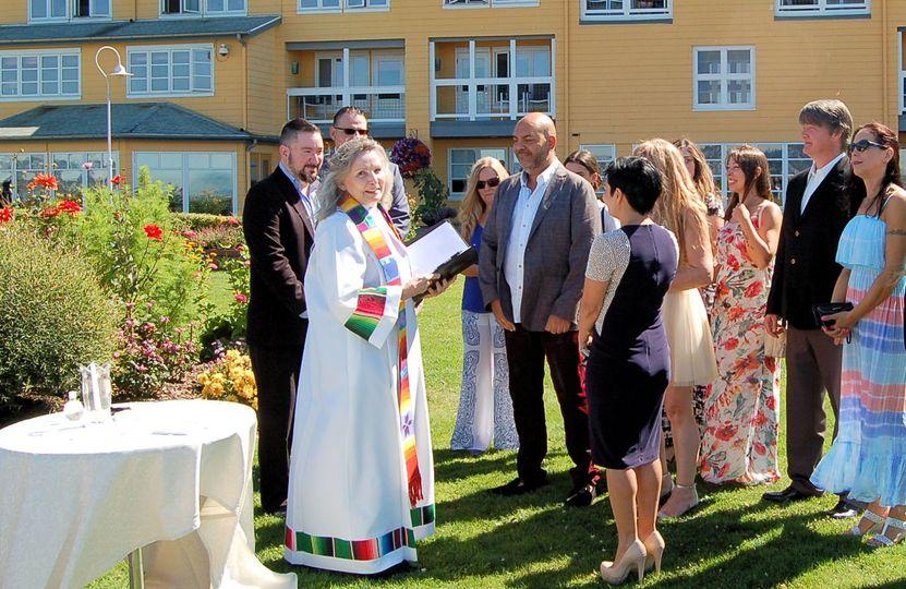 Semiahmoo Wedding