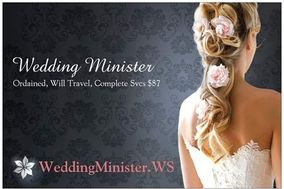 www.WeddingMinister.WS