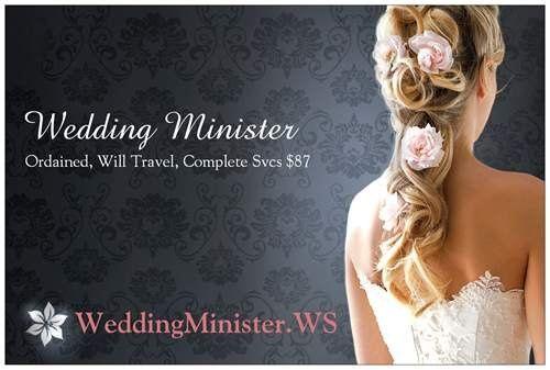 Tmx 1267061623875 WEDDINGMINISTERSIGN Tulsa wedding officiant