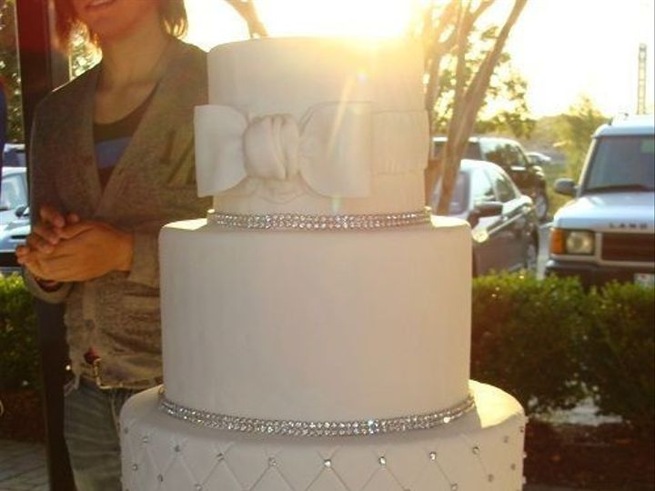 Tmx 1457387858458 8faa4145b26fc25e4fe7141dce4d2762 Naples, FL wedding cake