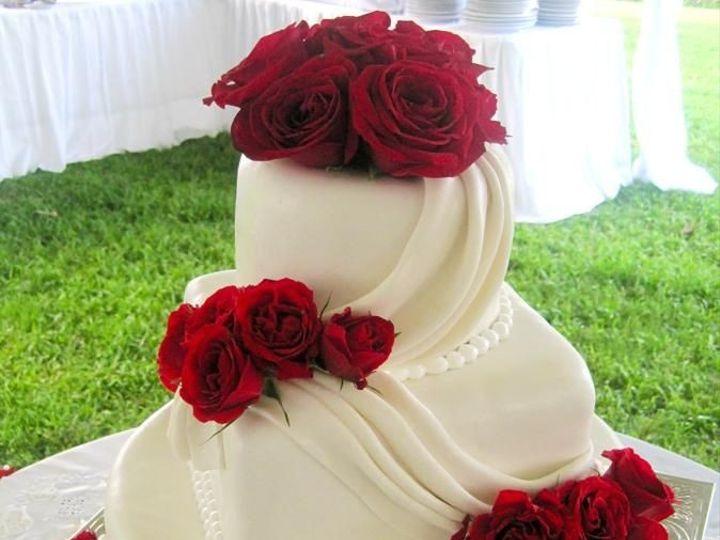 Tmx 1457387869210 53bf2a562d0048f09118b4f6159852e3 Naples, FL wedding cake