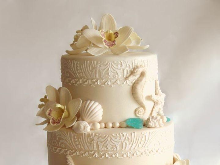 Tmx 1457387910563 Ffcb5360635ca44089b2aa9c450c03b1 Naples, FL wedding cake