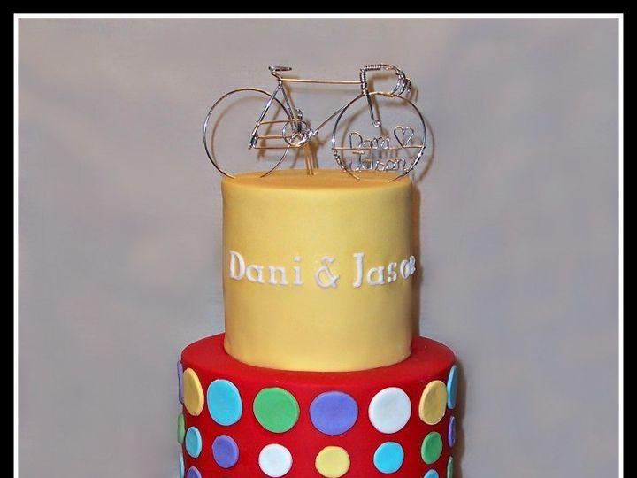 Tmx 1372082234770 Dani Watermark Auburn wedding cake