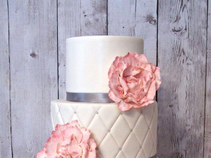Tmx 1484786882253 Sheena Wedding Watermark Auburn wedding cake