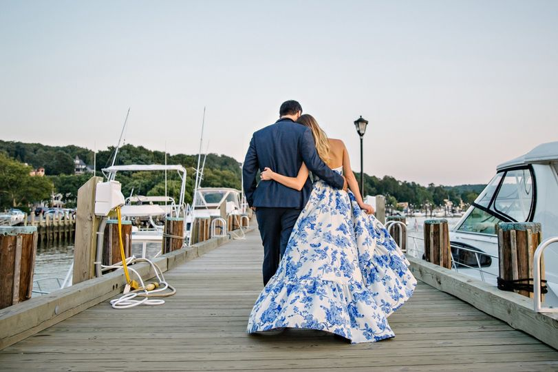 Northport engagement session