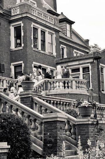Glensheen Mansion in Duluth, MN.