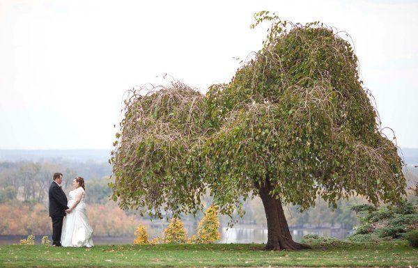 Gorgeous wedding in Burlington, Iowa.