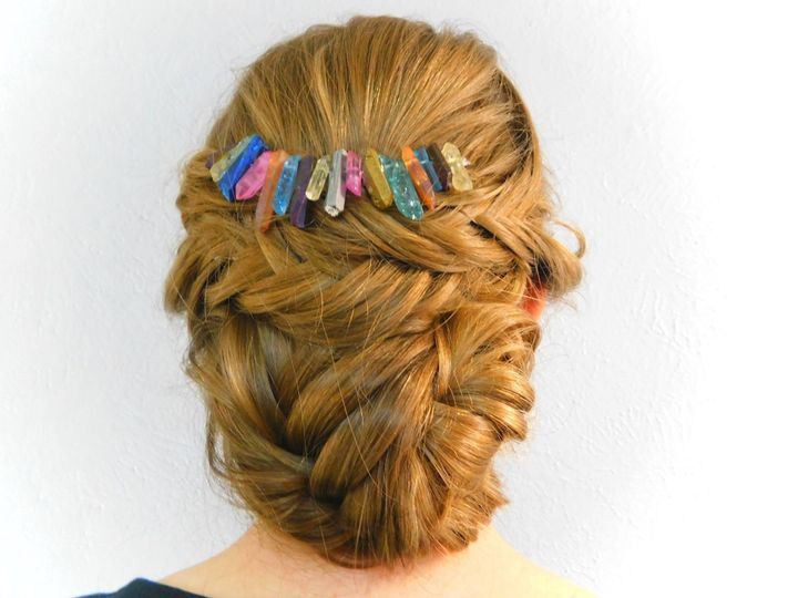 Pendants as hair decoration