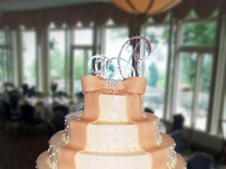 Tmx 1288449510421 20070908 Albany wedding cake