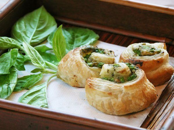 Tmx 1274979920708 SpinachPuffPastry Bend wedding catering