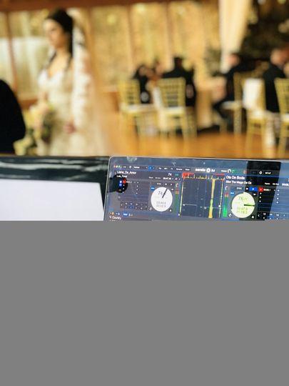 DJ's perspective