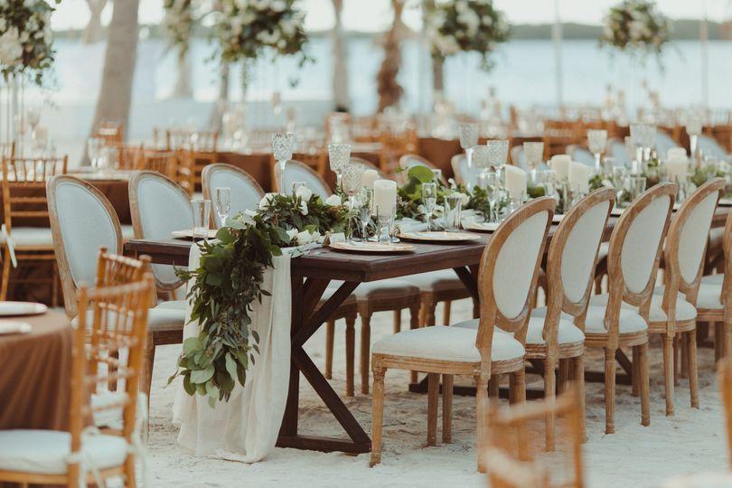 Beach Wedding Pierre's