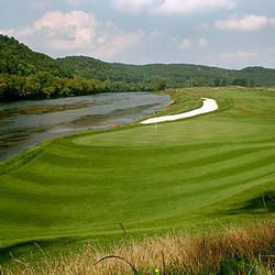 Pete Dye River Course of Virginia Tech Golf