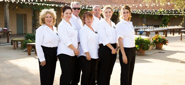 central coast party helpers paso robles staff