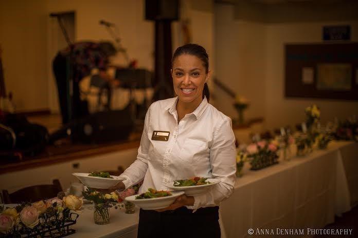 Service wth a smile