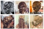Wedding Hair by Mollie Monthie Radden image
