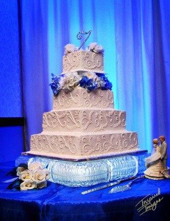 Tmx 1427035976630 Cake Uplighting Cape Coral, FL wedding dj
