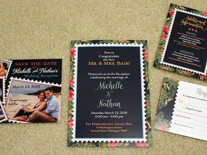 Tmx Michelle And Nathan 51 733540 157897084831022 North Canton, OH wedding invitation