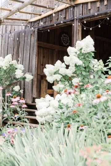 Gardens are so romantic