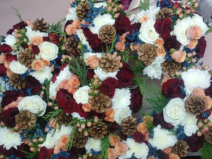 Tmx 0090 51 54540 Vineland, NJ wedding florist