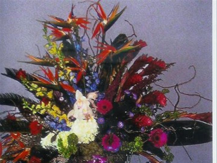 Tmx 1253059516722 Scan0004 Vineland, NJ wedding florist