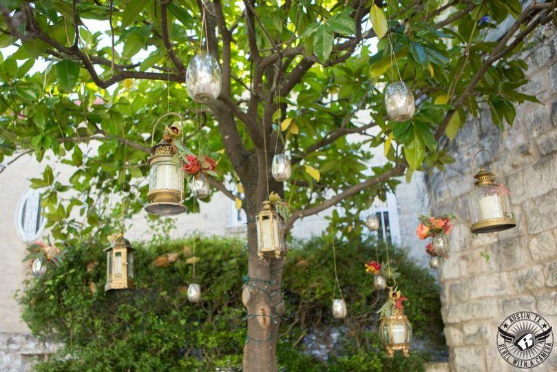 Lanterns - Bride's Best Friend