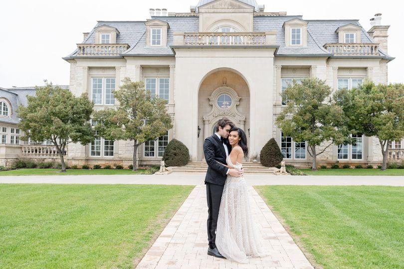 Olana Wedding Couple