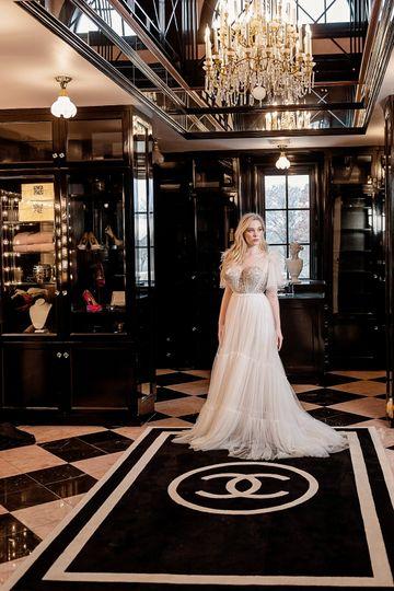 Olana Bridal Session