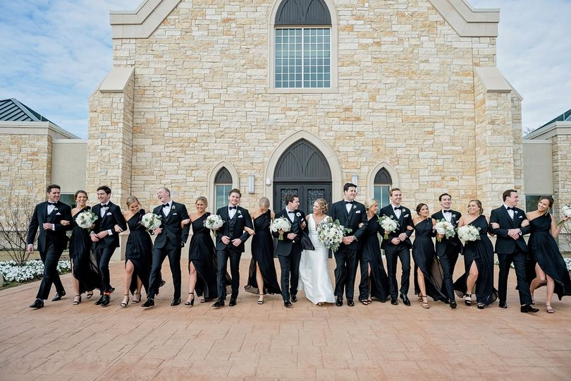 The Bowden Wedding Party