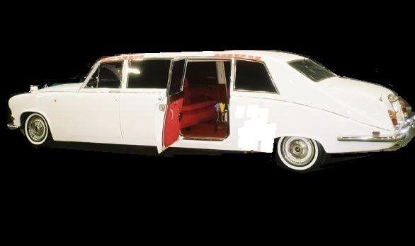 Tmx 1216266662837 Daimlerlimo Mabank wedding transportation