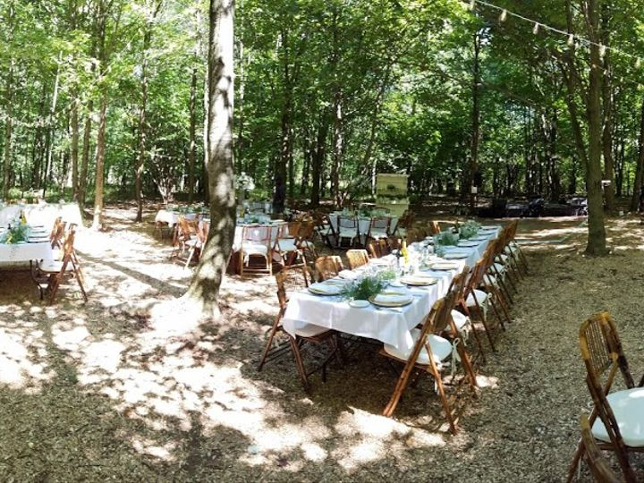 Tmx Bamboo Chairs 2 51 86540 East Amherst, New York wedding rental