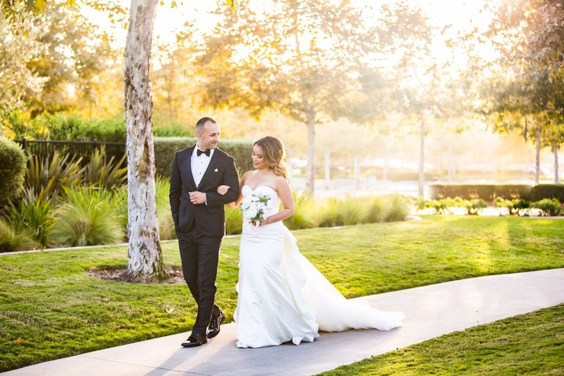 Aliso Viejo Wedgewood Wedding