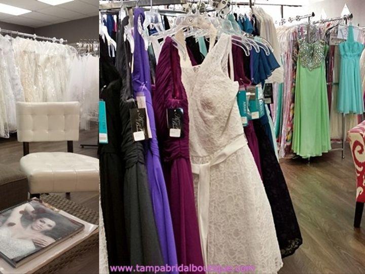Tmx 1414689139357 Weddingpromdressracks Riverview wedding dress